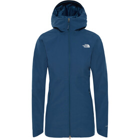The North Face Hikesteller Chaqueta Parka Shell Mujer, blue wing teal